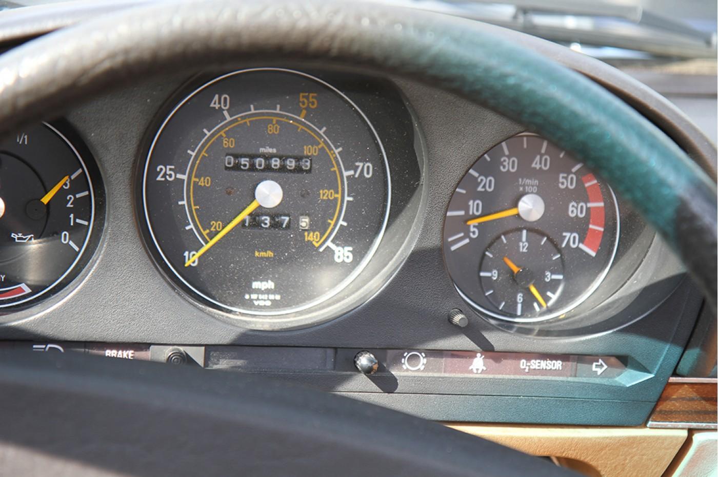 Mercedes Benz 380sl Fuel Filter 1981