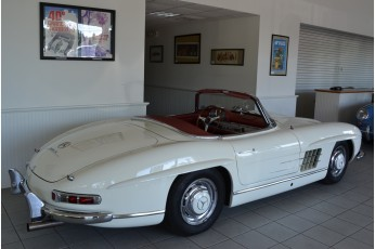 1961 Mercedes Benz 300SL *SOLD*