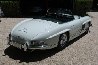 Mercedes Benz 300SL *SOLD*