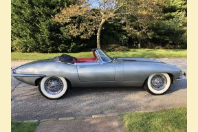 1962 Jaguar XKE Series 1