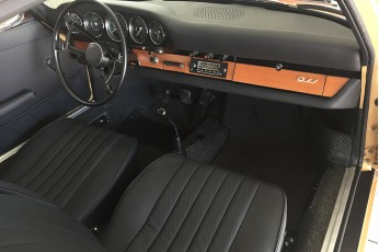 1966 Porsche 911 Sunroof Coupe