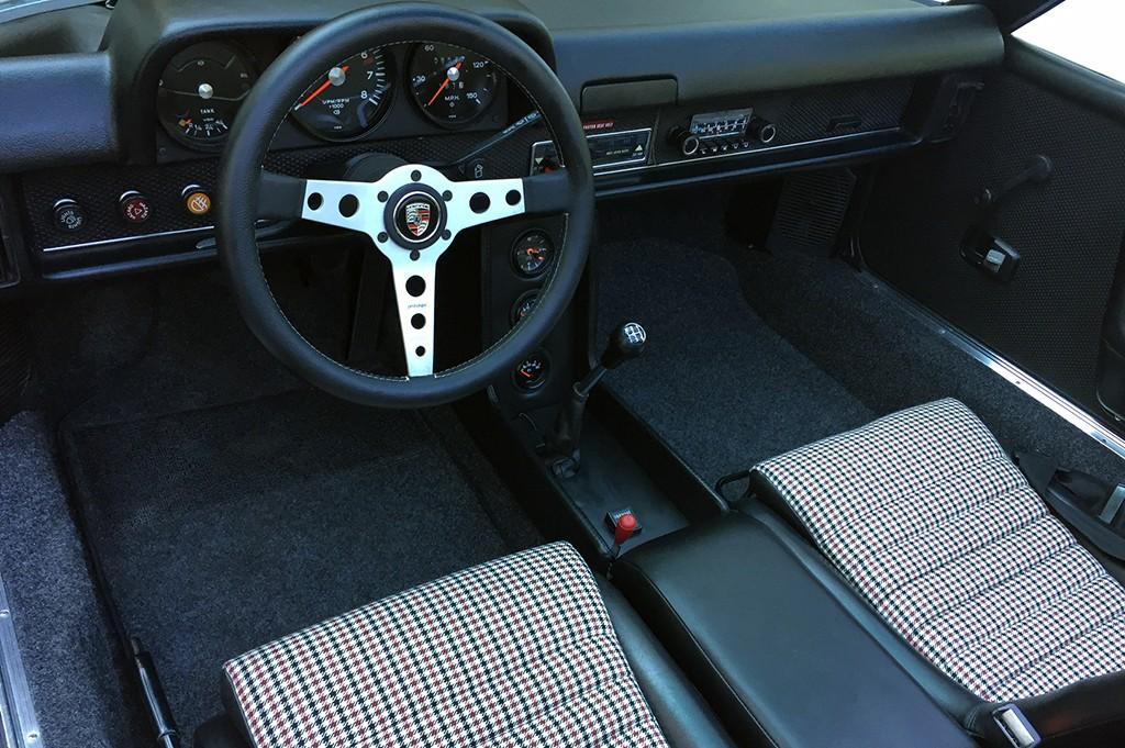 Porsche Driving Experience >> 1973 Porsche 914