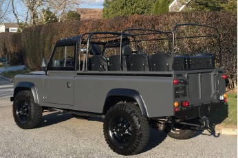1986 Land Rover Defender 110
