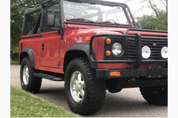 1994 Land Rover Defender 90 *Sold