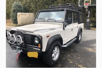 1995 Land Rover Defender 110 *Call For Price