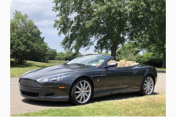 2006 Aston Martin DB9 *Sold