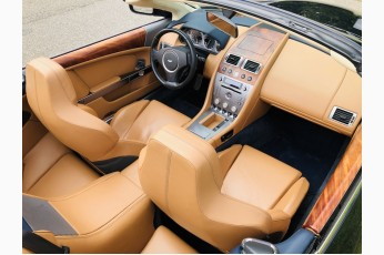 2006 Aston Martin DB9 Volante *Sold