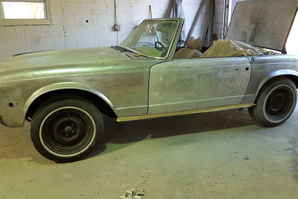 1969 mercedes 280sl for 1969 mercedes benz parts