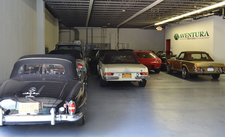 Looking For Safe, Secure Storage For Your Classic Car? We Offer Both  Long Term And Short Term Vehicle Storage Options For Our Clients.